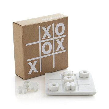 http://www.crateandbarrel.com/marble-tic-tac-toe-game-set/s119980